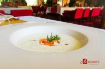Uhorkove gazpacho
